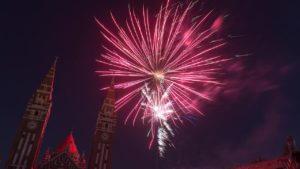 Pyro Maxx tűzijátékok